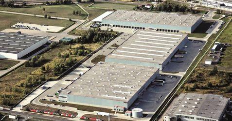 """[Tychy] Centrum logistyczne """"SEGRO Industrial Park Tychy"""" 346223"""