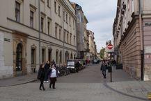 [Kraków] Ulica Sławkowska (przebudowa)