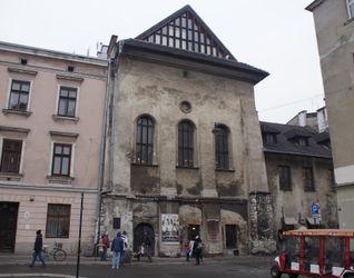 [Kraków] Synagoga Wysoka 461679
