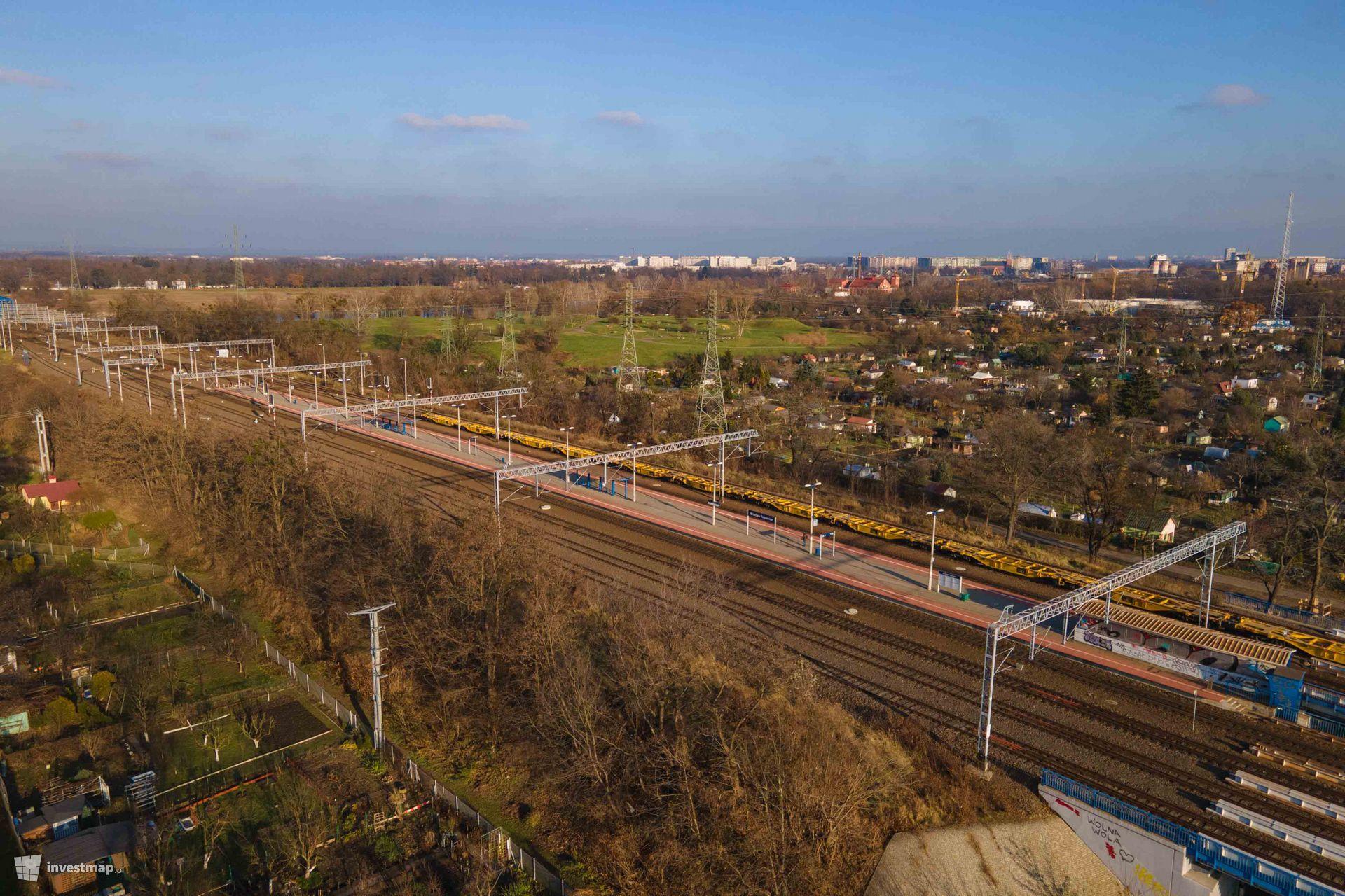 Stacja kolejowa Wrocław Popowice