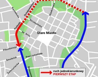 [Kraków] Remont i Przebudowa ulicy Basztowej 146544