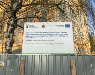 [Wrocław] Prokuratura Rejonowa przy Podwale 27 473712