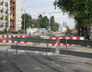 [Poznań] Ul. Dąbrowskiego (remont odcinka śródmiejskiego) + rynek Jeżycki 165746
