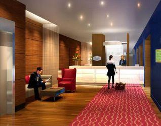 """[Warszawa] Hotel """"Hampton by Hilton Warsaw City Centre"""" 17778"""