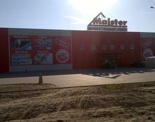 "[Oława] Polski Market Budowlany ""Majster"" 154227"