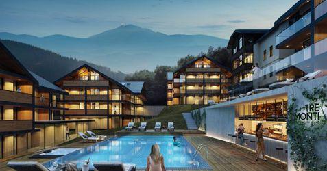 """Tre Monti Ski&Bike Resort"" 405875"