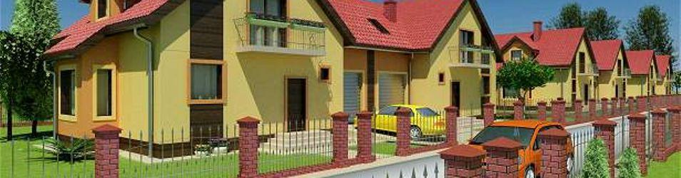 [Długołęka k/Wrocławia] Osiedle 26 domków jednorodzinnych 2164