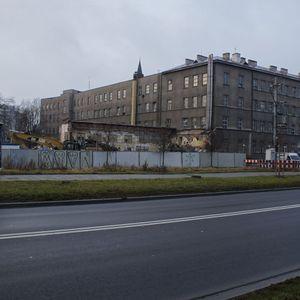 [Kraków] Budynki Mieszkalne, ul. Juliusza Lea 439156