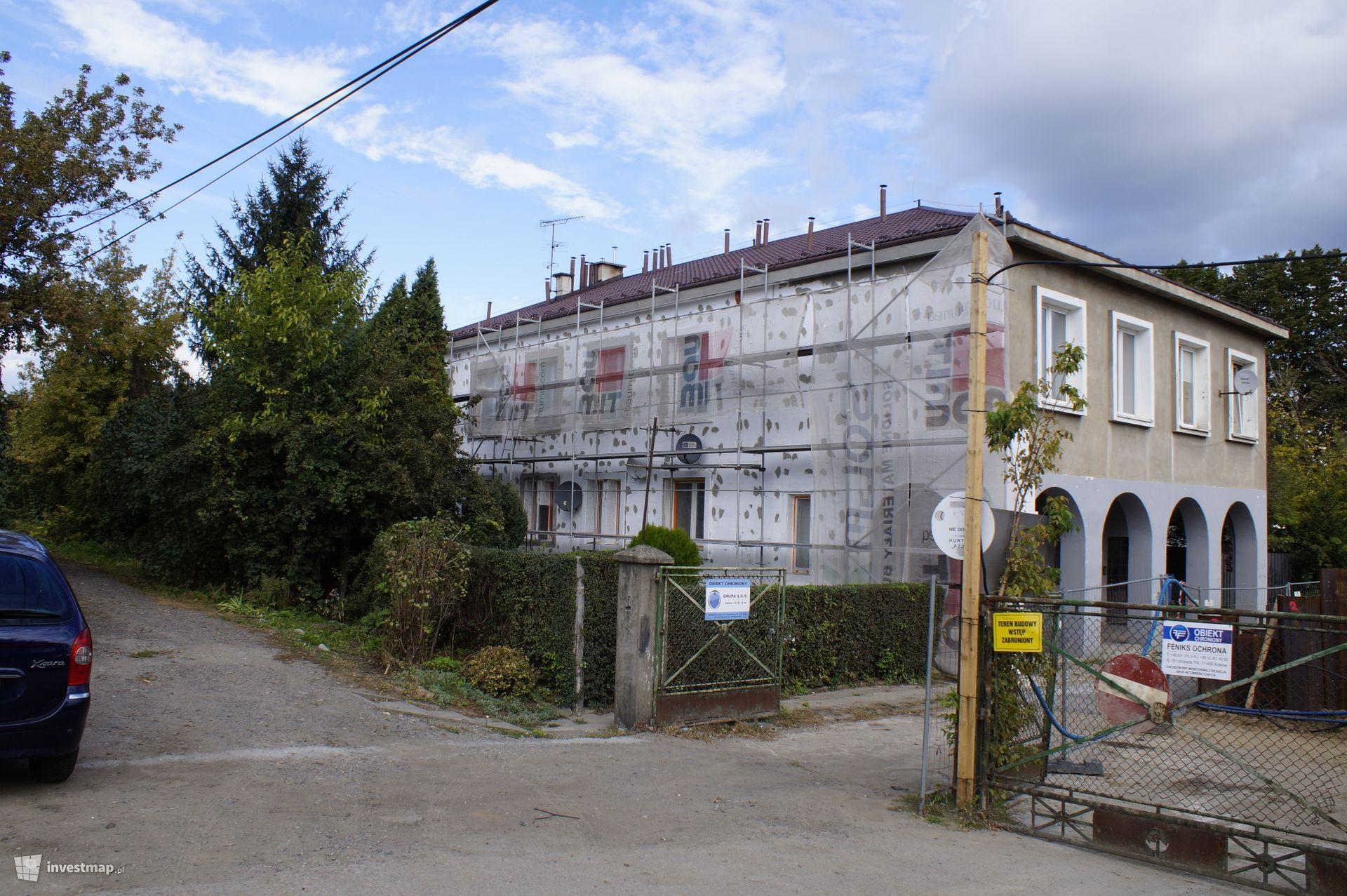 Budynek Mieszkalny, ul. Klimeckiego 10