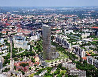 [Wrocław] Sky Tower 5492