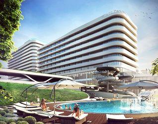 """[Świnoujście] Kompleks hotelowo-sportowo-rekreacyjny """"Baltic Park Molo"""" 110453"""