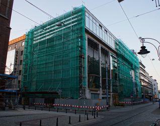 Przebudowa Centrum Biznesu Magdalena 350069