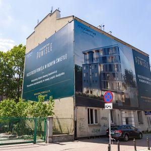 "Apartamentowiec ""Moderna Powiśle"" 432245"