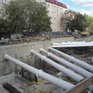 """[Warszawa] Apartamentowiec """"Niemcewicza 19"""" 490869"""