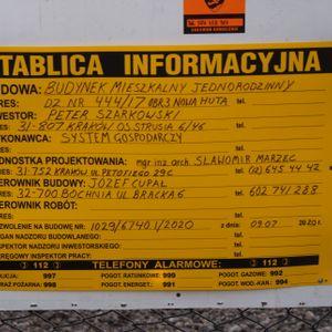 [Kraków] Budynek Mieszkalny, ul. Petofiego 507509