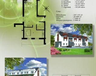 [Radwanice] Mieszkania, ul. Bzowa 10614
