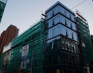 Przebudowa Centrum Biznesu Magdalena 350070