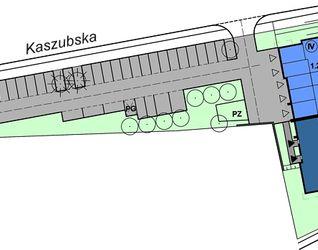 [Chorzów] Budynek wielorodzinny, ul. Kaszubska, Poniatowskiego 39030