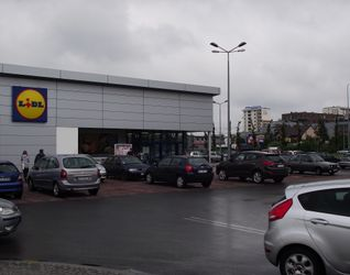 "[Kraków] Super Market ""Lidl"" ul.Lipska 116236"