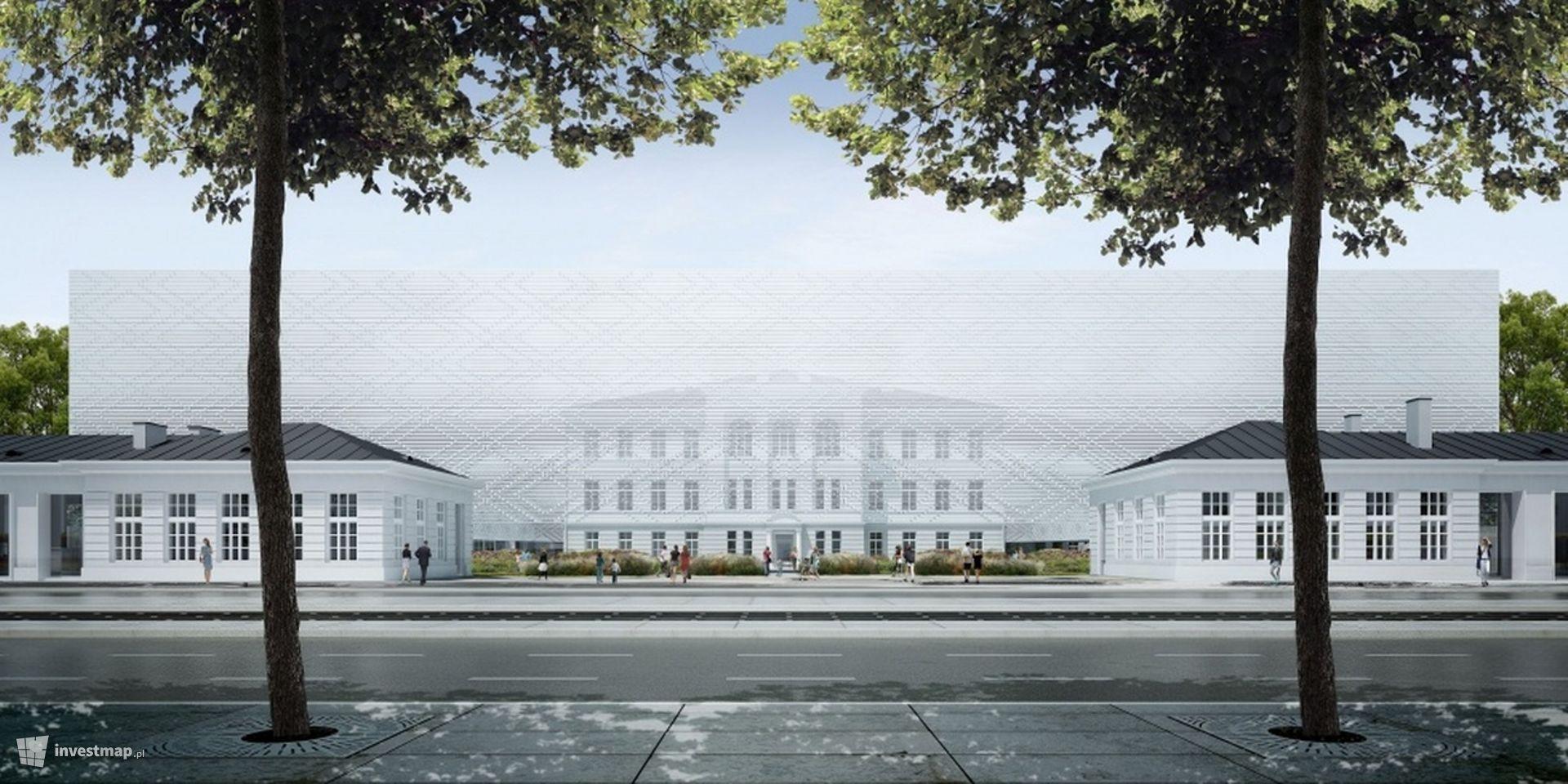 Sala koncertowa Sinfonia Varsovia Centrum