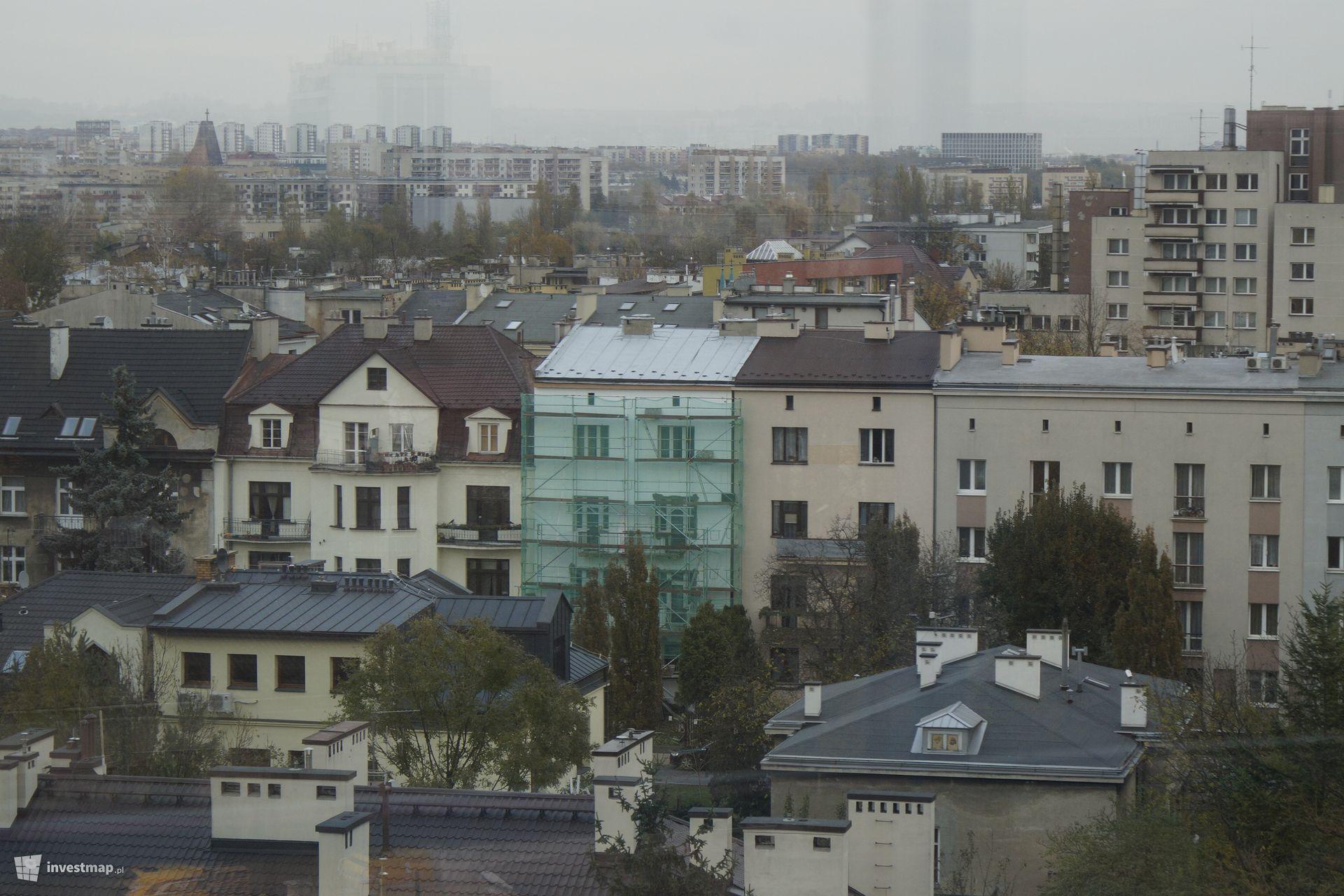 Remont Kamienicy, al. Prażmowskiego 15a
