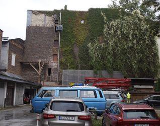 [Kraków] Remont kamienicy, ul. Karmelicka 7 447096