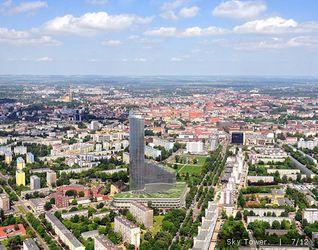 [Wrocław] Sky Tower 5496