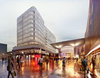 "[Katowice] Biurowiec ""Grand Central"" 276857"