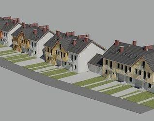 [Ruda Śląska] Osiedle domów jednorodzinnych, ul.Poranna 32889