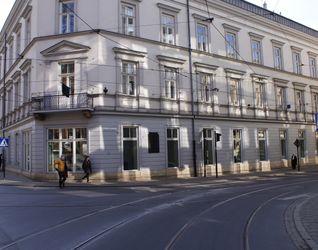 [Kraków] Wyższa Szkoła Teatralna, ul. Straszewskiego 22 416121