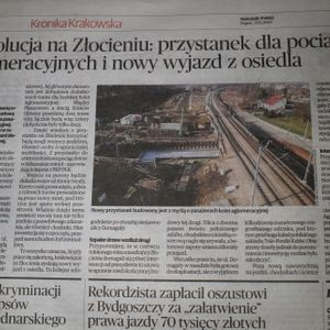 Kraków Złocień SKA 464505
