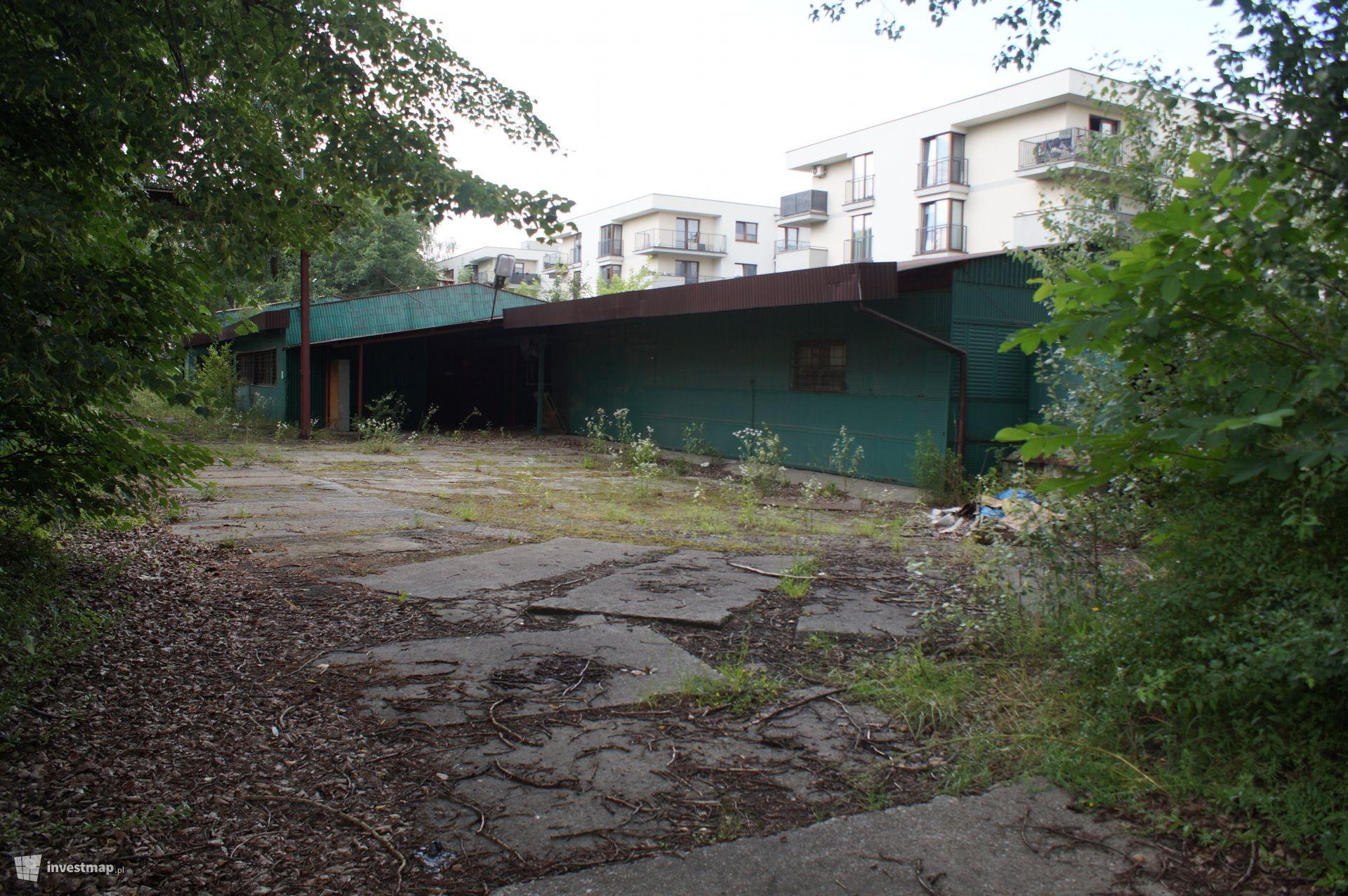 Budynek Mieszkalny, ul. Ćwiklińskiej