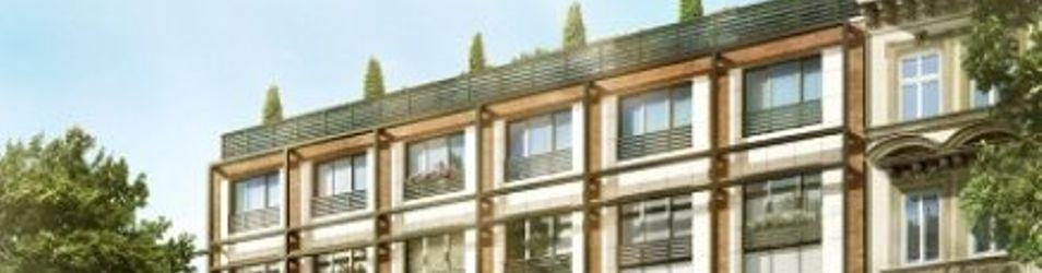 "[Warszawa] Apartamentowce ""Hoża 55"" 18810"