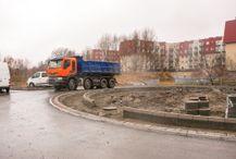 [Wrocław] Przebudowa ulicy Skarbowców ( na wysokości Mglistej )
