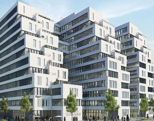 "[Warszawa] Biurowce ""Tower Terraces"" 5754"