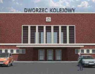 [Głogów] Dworzec kolejowy (przebudowa) 26491