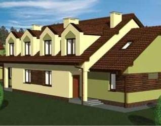 [Paniówki] Osiedle domów jednorodzinnych, ul. Powstańców 39803
