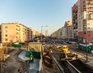 [Warszawa] Budowa Stacji Metra linii M2 C7 - Młynów 456315