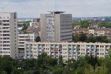 [Kraków] Biurowiec, ul. Mogilska 25