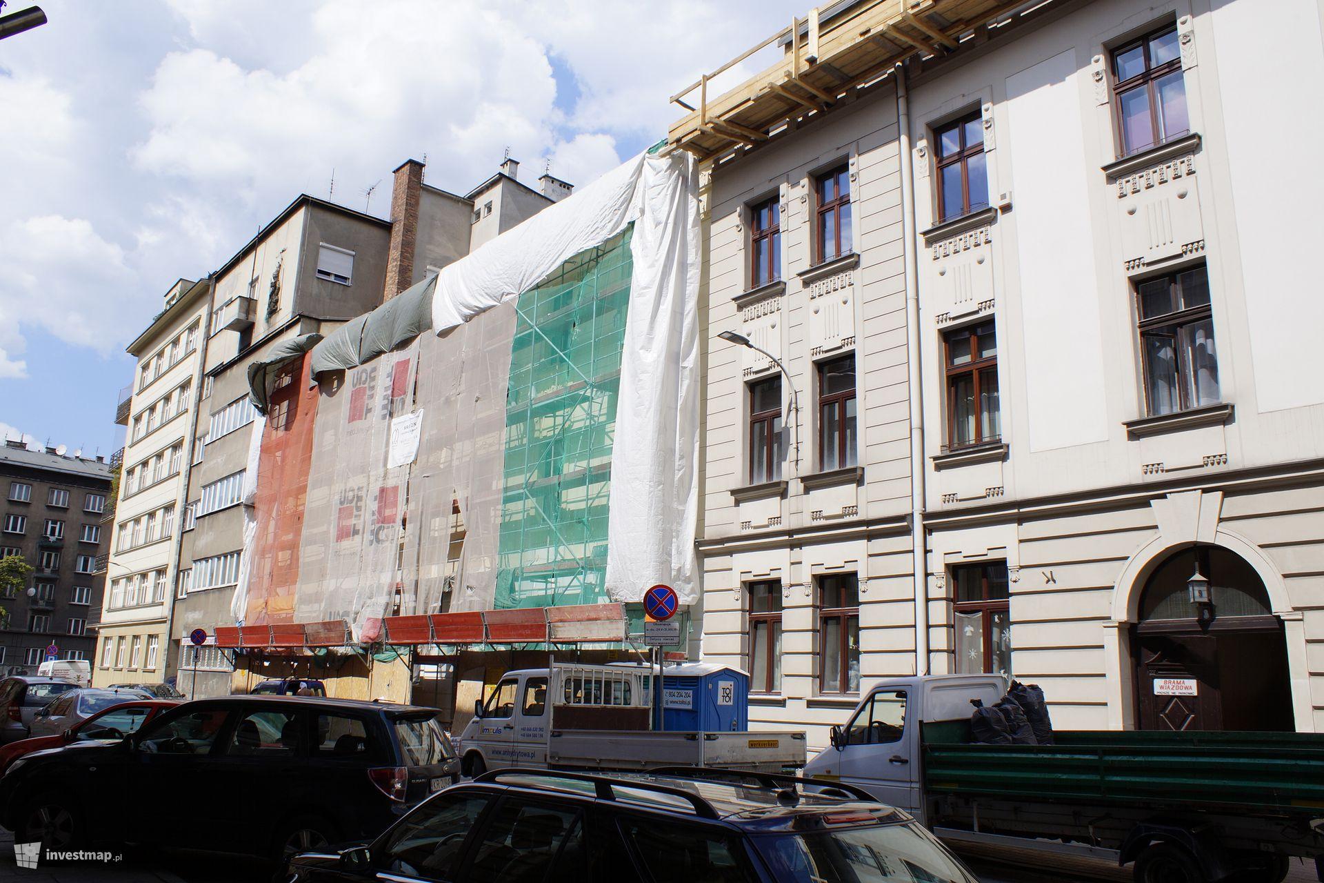 Remont Kamienicy, ul. Lenartowicza 11