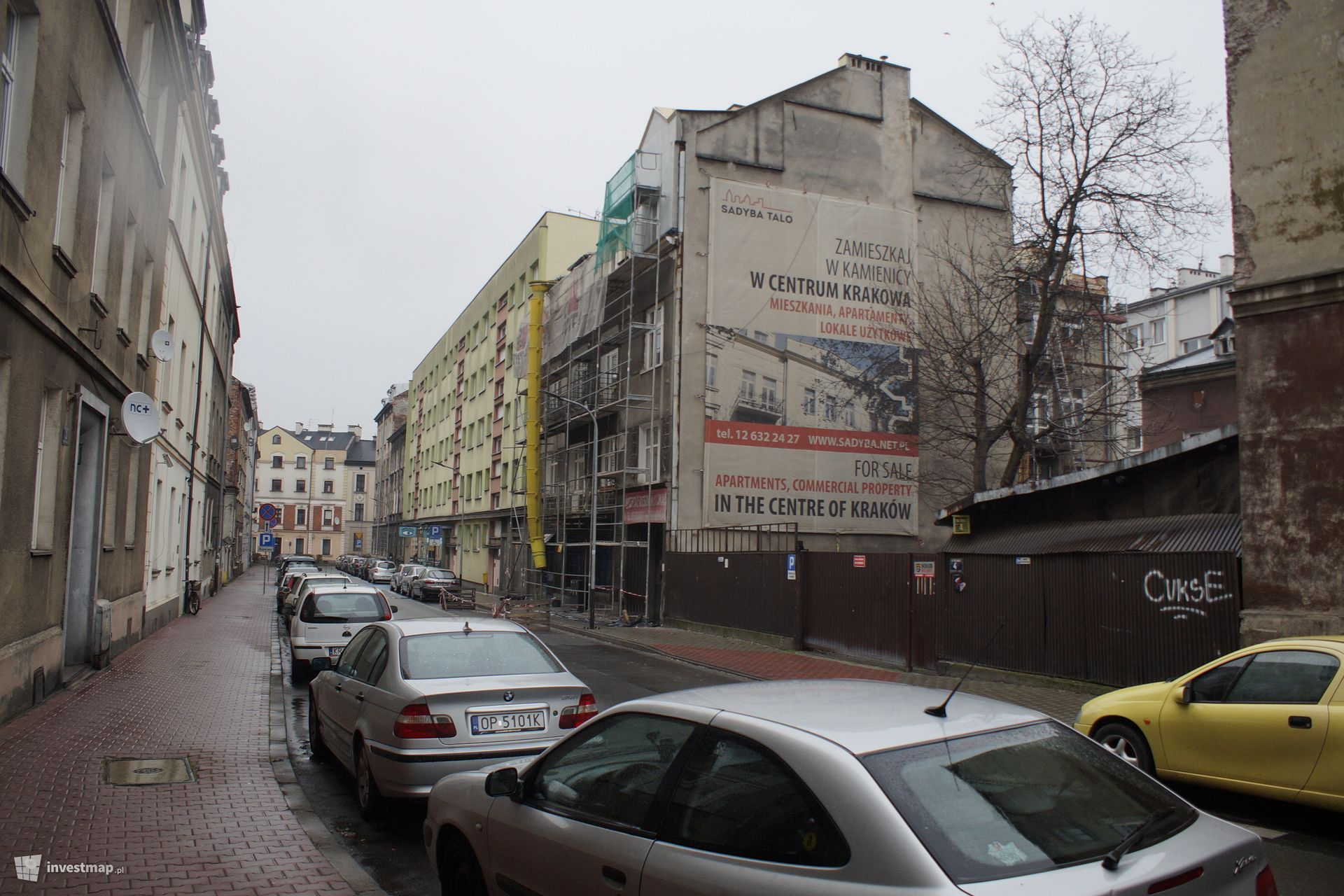 Remont Kamienicy, ul. Św. Kingi 6