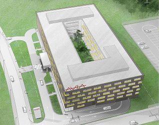 """[Kraków] Biurowiec """"Avia Office Building"""" 43388"""