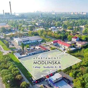 """Osiedle """"Apartamenty Modlińska"""" 452220"""