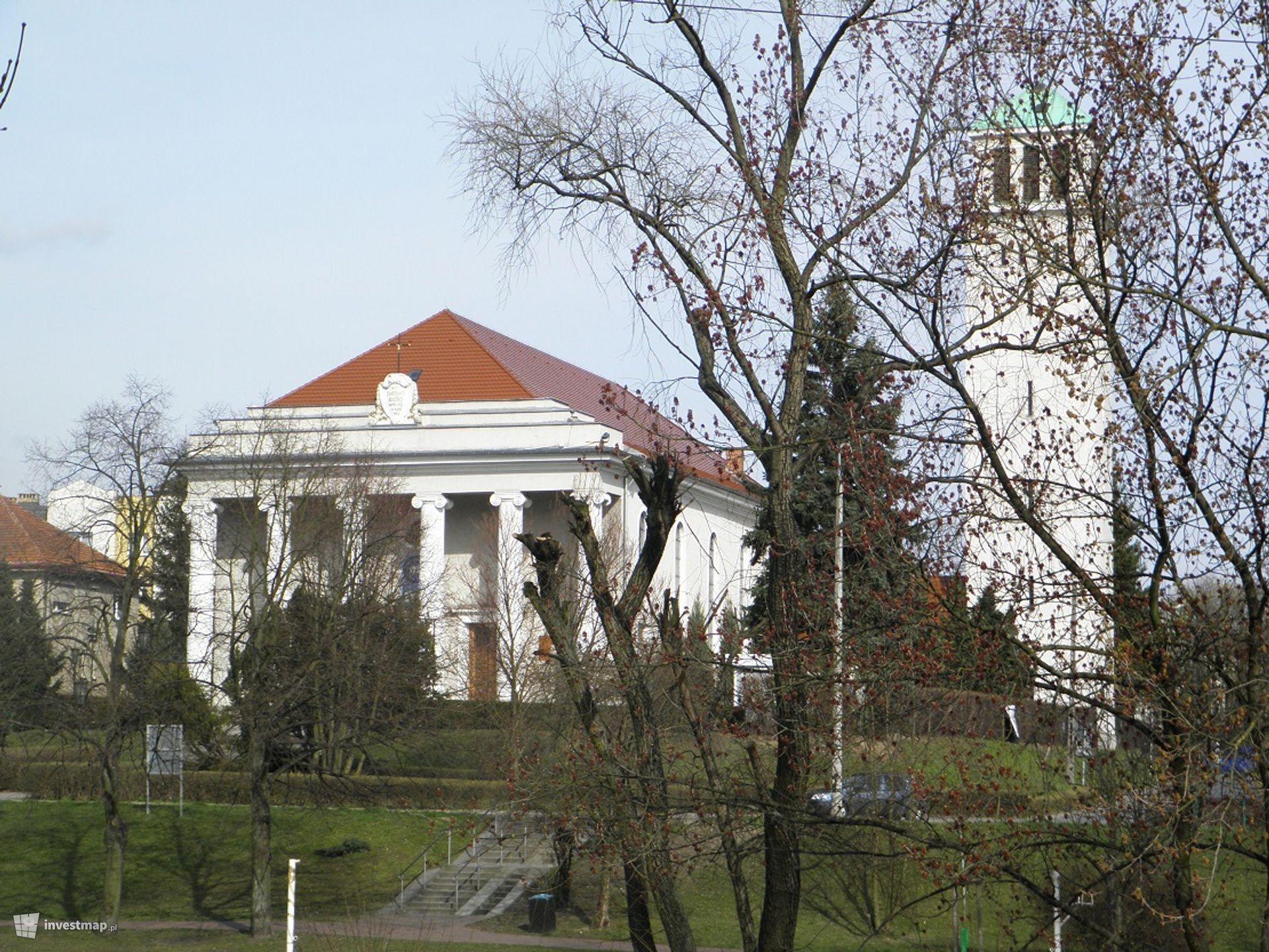 Kościół Św. Stanisława Kostki (remont)