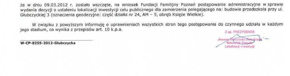 [Wrocław] Przedszkole, ul. Głubczycka 3 35453