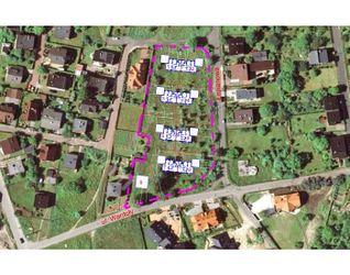 [Katowice] Osiedle budynków w zabudowie bliźniaczej i jednorodzinnej, ul. Łopianowa 39037