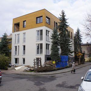 [Kraków] Budynek Mieszkalny, ul. Rogatka 4 452989