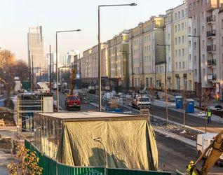 [Warszawa] Budowa Stacji Metra linii M2 C7 - Młynów 456317
