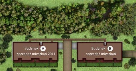 """[Kraków] Budynki """"Zielony Zakątek"""" 24446"""