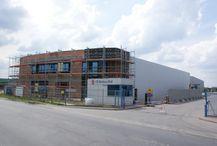 [Kraków] Budynek Magazynowy z częścią Biurową, ul. Półłanki 29g